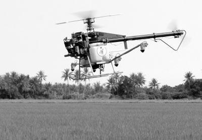国产农用无人直升机价格